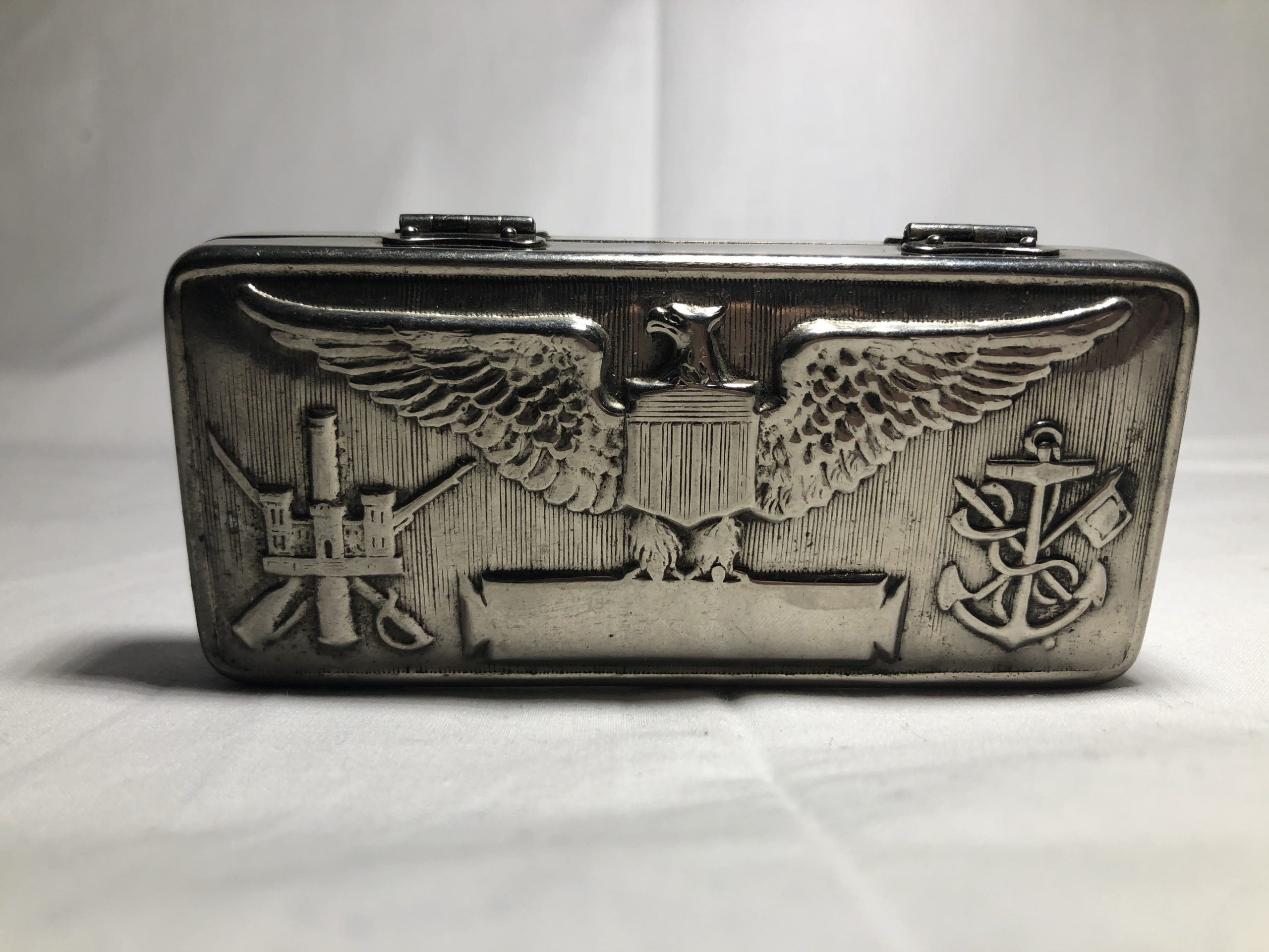 Military Soap Container, Holder