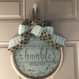 Handmade Farmhouse Decor